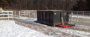 Horse Manure Removal in Shirley, Massachusetts