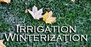 Irrigation Systems Winterization in Millbury, Massachusetts