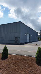 Steel Building Contractor in Fitchburg, Massachusetts