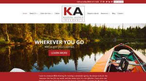 Corporate website design in Gardner, Massachusetts