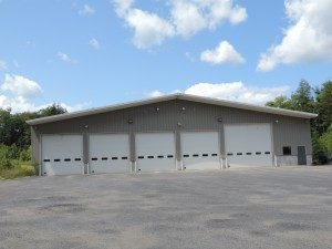 Design and Build Metal Buildings in Fitchburg, Massachusetts