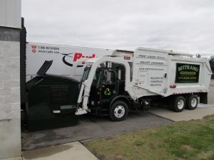 Trash Pickup in Shirley, Massachusetts