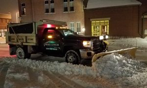 Snow Removal in Millbury, Massachusetts