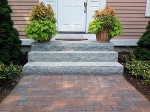Exterior Steps for Boxborough, Massachusetts