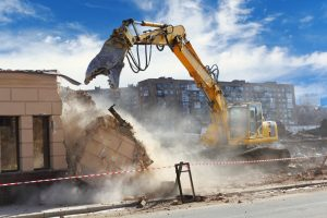 Demolition Contractors for Readville, Massachusetts