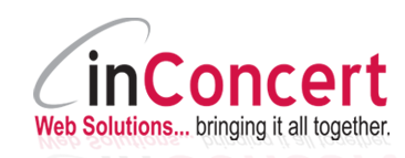 InConcert Web Solutions KDS Manager